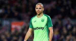 Leganes shareholder claim Barcelona can't negotiate Martin Braithwaite's release clause