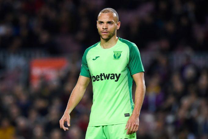 Leganes shareholder claim Barcelona can't negotiate Martin Braithwaite's release clause