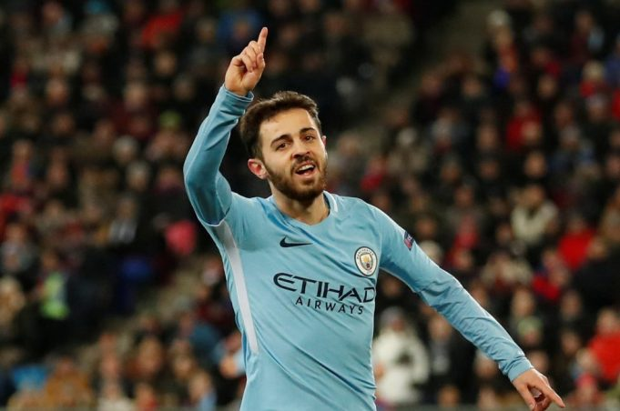 Manchester City midfielder Bernardo Silva on Barcelona radar