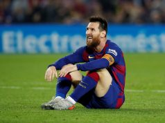 Messi celebrates 500 wins with Barcelona