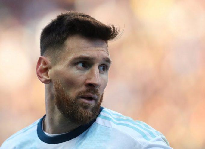 Superstar Lionel Messi breaks Barcelona starting record
