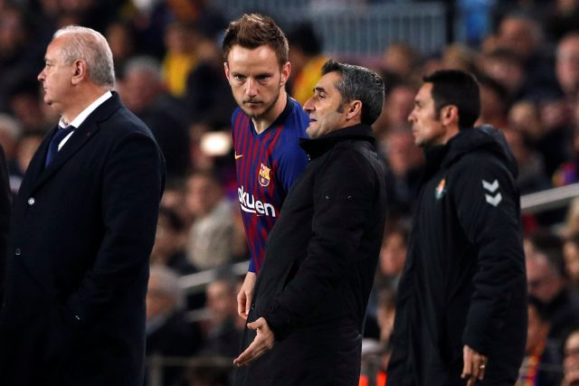 Valverde's treatment almost caused Rakitic to leave Barcelona