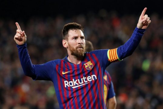 Why Messi won't mind playing with Ronaldo
