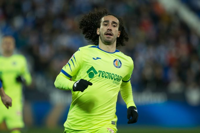 Barca defender Cucurella to move permanently to Getafe