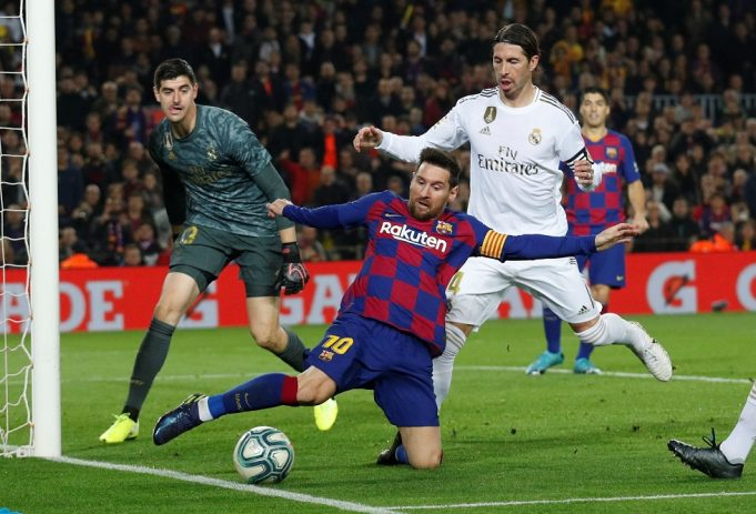 Barcelona Had No Answers To Real Madrid's Tactics - Sergio Busquets