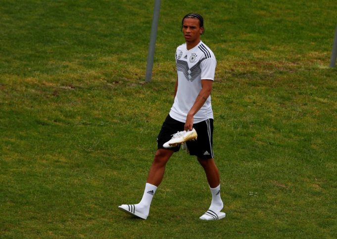 Barcelona Shock Bayern Munich With Transfer Intent For Leroy Sane