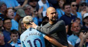 Barcelona interested in Manchester City legend Aguero