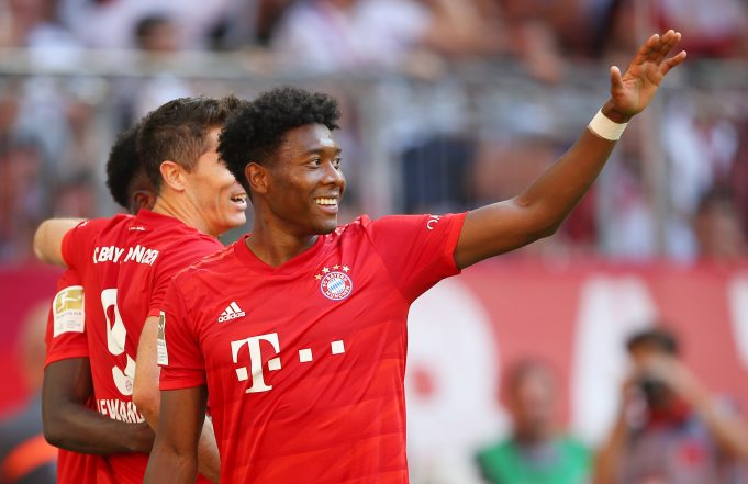 Barcelona looking for Alaba amidst Bayern rumors