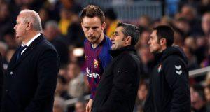 Barcelona prepared to sell midfielder Ivan Rakitic