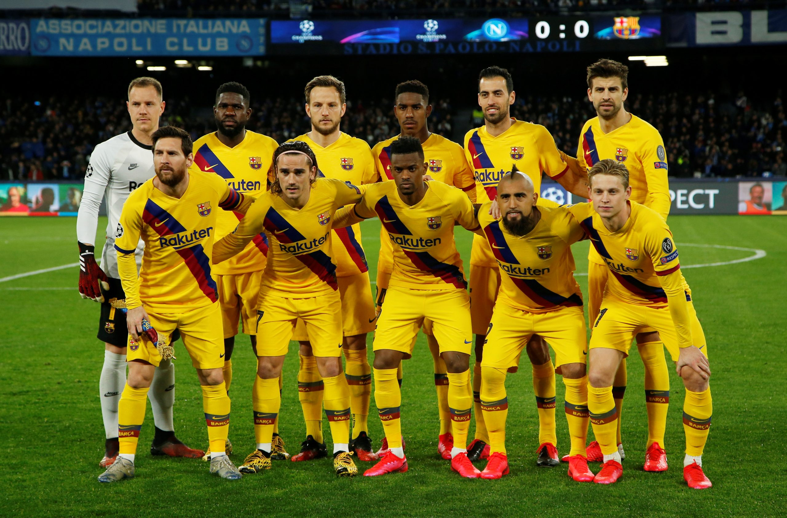 FC Barcelona Squad 2020 - Teams, Salaries, Contracts and Transfers