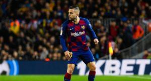 Jordi Alba Unhappy With Barcelona Jeers In 1-0 Real Sociedad Win