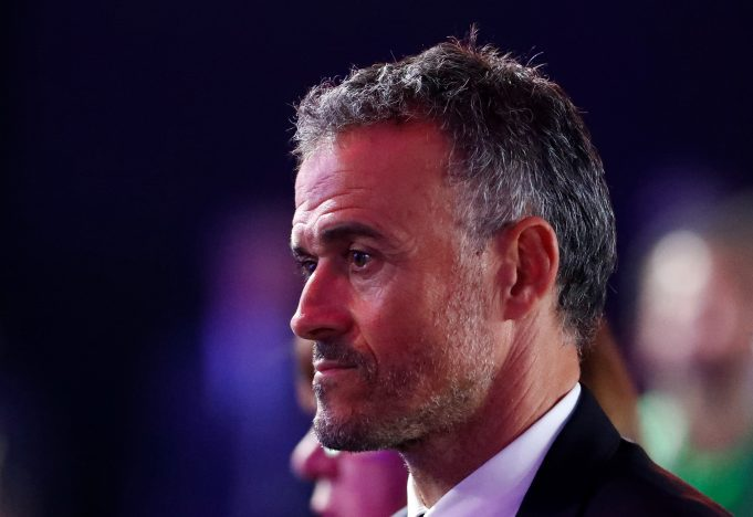 Luis Enrique doesn't rule out Barcelona return