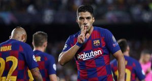 Luis Suarez Ready To Play When Football Resumes For Barcelona