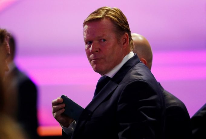 Ronald Koeman Admits To Turning Down Barcelona Job