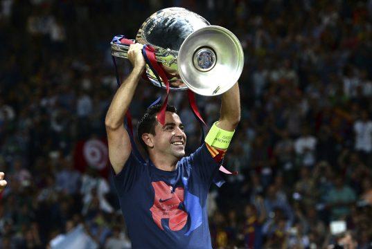 Xavi: I want to return to Barcelona
