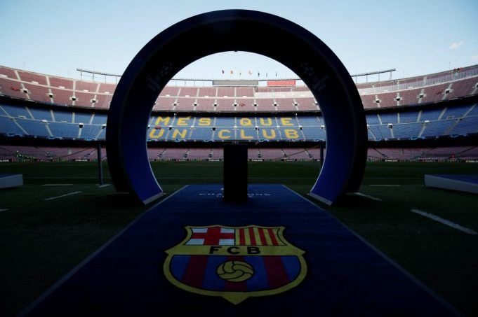Barca to report 2 options post-coronavirus