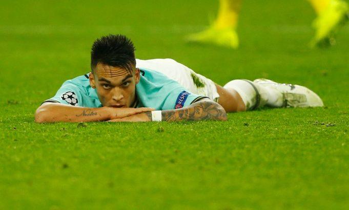 Lautaro Martinez Told To Ditch Barcelona