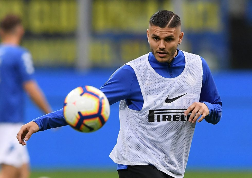 Strikers Barcelona Want To Sign Mauro Icardi