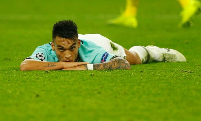 What will Inter's demand be for Lautaro Martinez?