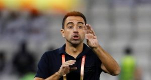 Xavi opens door ajar to Barcelona return