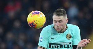 Barcelona to bid for Milan Skriniar