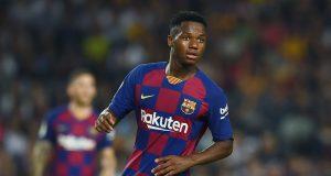 Juventus want Ansu Fati