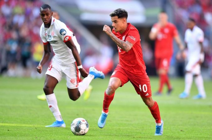 Thiago talks about Coutinho and his own journey away from La Masia