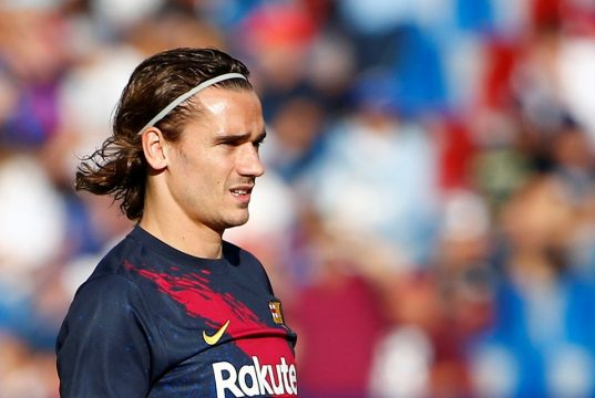 Antoine Griezmann Plans To End His Career In The MLS