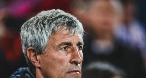 Barcelona have not told me Arthur is leaving- Setien