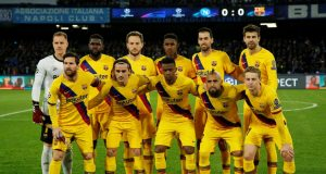 Barcelona predicted line up vs Celta Vigo