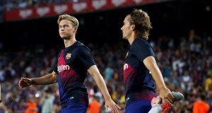 De Jong Admits To Feeling Bad About Valverde Sacking