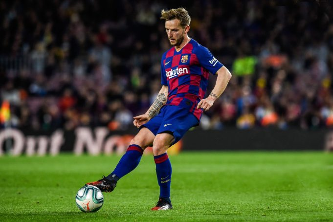 Ivan Rakitic Not Happy With His Scoring Record For Barcelona