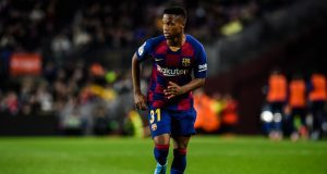 Ansu Fati agent in Barcelona to discuss player's contract with Laporta