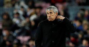 Quique Setien Convinced He Is Doing A Good Job At Barcelona Despite Sacking Rumours