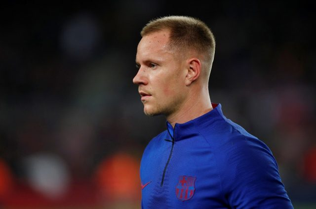Ter Stegen Feels Barcelona Can Win Title If Remaining Games Are Won