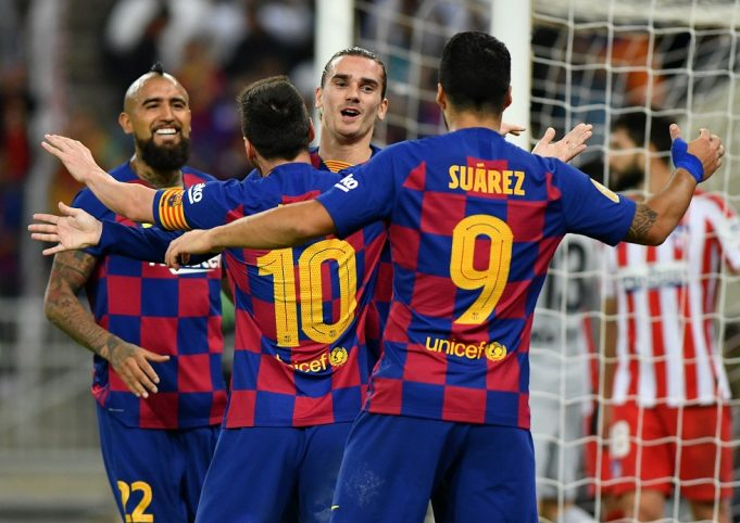 Barcelona Must Take Responsibility Of Losing Title: Luis Suarez