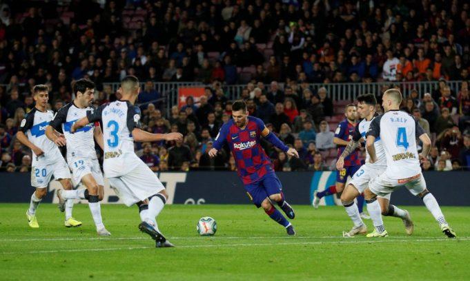 Barcelona predicted line up vs Alaves: Starting 11 for Barcelona!