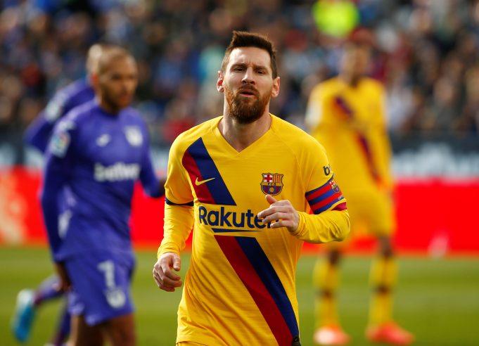 Barcelona predicted line up vs Real Valladolid