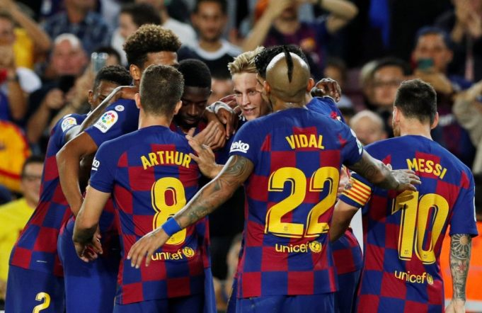 Barcelona predicted line up vs Villarreal: Starting 11 for Barcelona!