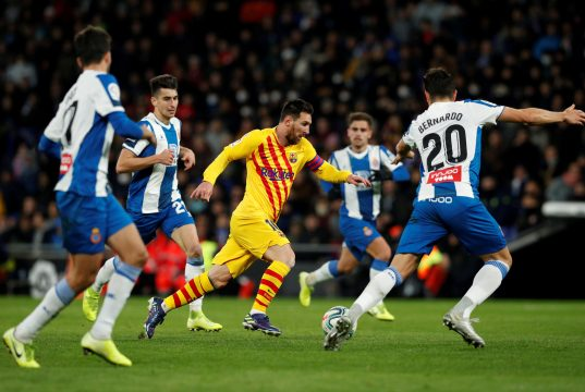 Barcelona vs Espanyol Live Stream, Betting, TV, Preview & News