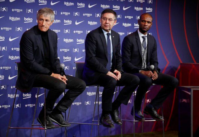 Bartomeu blames VAR for losing La Liga