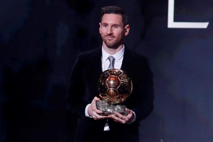Italian World Champions hails Messi's fighting spirit