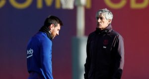 Setien unsure if he will be Barcelona coach next month