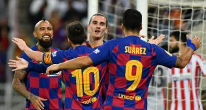 Suarez speaks His future, Messi, Neymar, Martinez