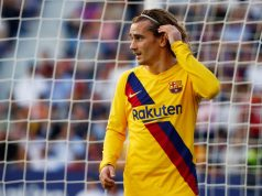 Why Griezmann Won't Be Getting Much Game Time