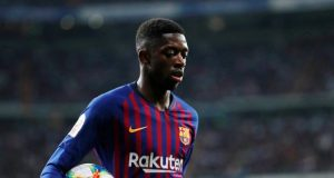 Aubameyang Wants Ousmane Dembele At Arsenal