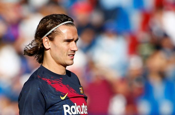Barcelona Offered Griezmann To Atletico For Joao Felix