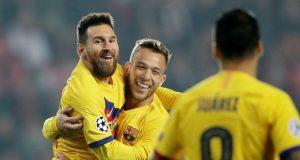 Barcelona predicted line up vs Bayern Munich: Starting 11 for Barcelona!