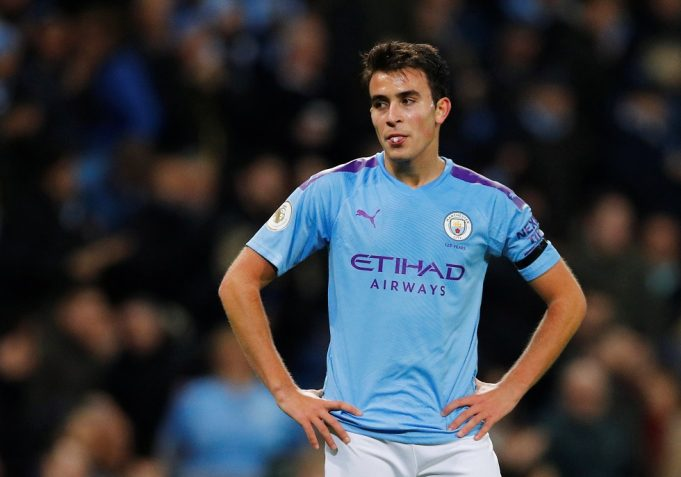 Barcelona to make £14m bid for Eric Garcia