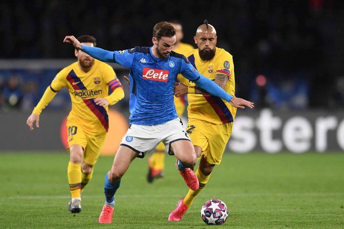 Barcelona vs Napoli Prediction